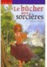 Le Bûcher Aux Sorcières * A. SARN * Milan Poche Frisson * Roman jeunesse livre