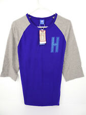 🔥 adidas Originals NBA Basketball Charlotte Hornets Shirt Purple Large NWT
