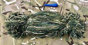 Lightweight MTP Coloured Sniper Ghillie Suit String Set