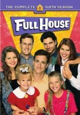 Full House Complete Sixth Season 0085391114499 With Bob Saget DVD Region 1