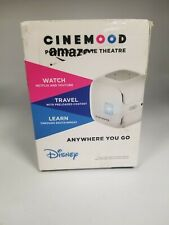 Cinemood Portable Movie Theater (Cnmd0016Wt) Used
