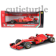 Bburago 18-16806 Sv Ferrari Racing Formula F1 Sf71-H 1:18 Sebastian Vettel # 5