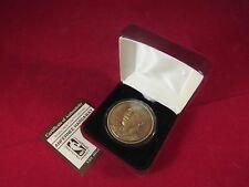 Anfernee Hardaway Highland Mint One Troy Ounce Bronze Series Medallion /25000