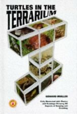 Very Good, Turtles in the Terrarium, Mueller, Gerhard, Book