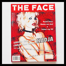 THE FACE Magazine September 1994 Nadja Auermann Ellen Von Unworth Inez Van Lams.
