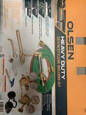 New ListingOlsen 64407 Heavy Duty Oxy/Acetylene Welding Kit