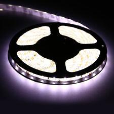 NEW Waterproof 5630 SMD 300 LEDs 5M Ribbon Tape Light Flexible Strip Lamp 12V US