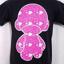 Kidrobot Munny T Shirt Designer Stars Hearts Clouds Kid Robot USA Small