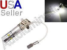 Cree 6 Led H3 PK22s 6 Volt Led Headlight Fog Light Bulb 6V Optical Lens