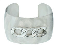 Stainless Steel Chain Link Cuff
