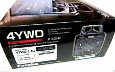 Futaba 4YWD 2.4GHz FHSS 4-Channel Radio System w / R214GF-E  NEW IN BOX