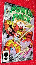 Power Pack  #18  comic   d    1986  Secret Wars II