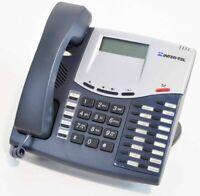 Inter-Tel 550.8520 Phone Axxess Slate Blue Charcoal 8520 Warranty Refurbished