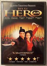 Hero (2004 Miramax Dvd) Quentin Tarantino / Jet Li Exc Ln Cond / Free Usa Ship