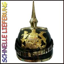 Casque a Pointe Prussien en Feutre Spike Helmet Casque Prussien Pickelhaube