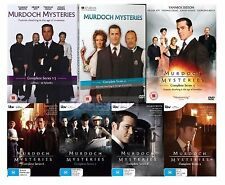 Murdoch Mysteries Complete Collection 1-9 BRAND NEW AND SEALED UK REGION 2 DVD