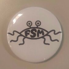 Flying Spaghetti Monster - FSM - Button/Pin