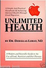 Unlimited Health by Douglas Lobay (1994) Paperback Scientific Guide WT15199