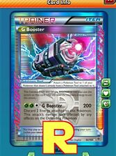 G Booster ACE SPEC -  for Pokemon TCG Online (DIGITAL ptcgo in Game Card)