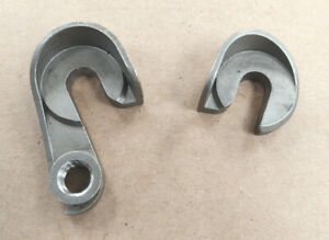 Set of Everest Investment Cast Flanged Rear Dropouts Bicycle Frame Building