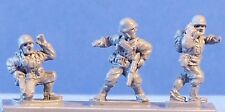 Peter Pig Miniatures 8 62 US Europe Platoon Command FOW Wargamming WWII