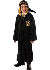 Kids Harry Potter Hufflepuff Robe Costume