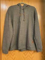 Grizzly Tactical Men's Limited Edition Armory Hoodie CD4 Gray  Med.