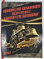 Calendario Squadrone Carabinieri Eliportato Cacciatori di Sardegna Anno 2010