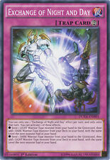 x3 Exchange of Night and Day - DUEA-EN093 - Common - 1st Edition Yu-Gi-Oh! M/NM
