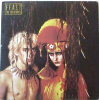 THE CREATURES - Feast ~ VINYL LP
