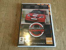 EURO RALLY CHAMPION Gioco PC