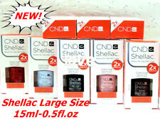 NEW Size! GelColor CND Large Shellac Gel Polish 15ml-0.5fl.oz /Choose Any Color