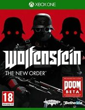 Jeu XBOX ONE WOLFENSTEIN - THE NEW ORDER