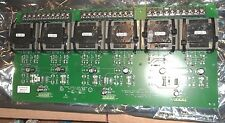 POWER SUPPLY SCR SENSOR BOARD 02-796910-01 REV 6 P/L 6 4 MRP411734 PLC (U5)