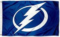 Tampa Bay Lightning Flag ~ Large 3'X5' ~ NHL Hockey Banner ~ FREE SHIPPING