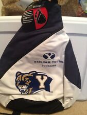 BYU Cougars Backpack sling Licensed with laptop compartment luggage NEW BLUE!