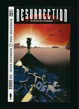 RESURRECTION <THE END WAS ONLY THE BEGINNING> US ONI COMIC VOL.2 # 1/'09