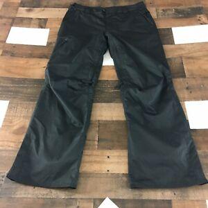 686 Infidry Mens Size L Black Ski Snowboard Pants Thermal Waterproof Breathable