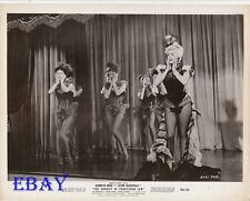 Jayne Mansfiels leggy dancers VINTAGE Photo Sheriff Of Fractured Jaw