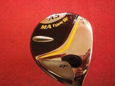 SEIKO S-YARD MA Type W Loft-27 R-flex UT Utility Hybrid Golf Clubs