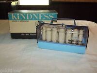 VINTAGE DENMARK 1969 CLAIROL KINDNESS INSTANT HAIRSETTER HAIR CARE IN BOX NICE!