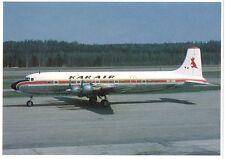 KAR-AIR Airlines Douglas DC-6-BF-ST Postcard