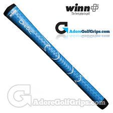 Winn Dri-Tac Junior Soft Feel Grips - Blue x 1