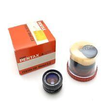 Asahi Pentax-110 18mm F2.8 Lens W/Box, For Auto 110, CLEAN!