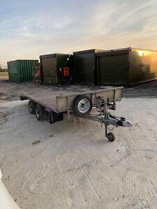 Ifor Williams 14ft X 6ft  Beavertail Trailer