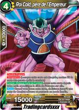 ♦Dragon Ball Super♦ Roi Cold, père de l'Empereur : BT1-091 R -VF-