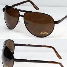 Nuevo Moda Hombre Clásico Piloto Diseñador Montura Metálica Gafas de Sol