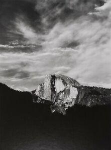 Photography, 16 x 20 matted Black and White, Half Dome, Yosemite, CA