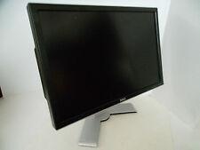 """Dell 2407WFP UltraSharp 24"""" Wide LCD Monitor w/4-Port USB Hub 6ms VGA DVI GM504"""