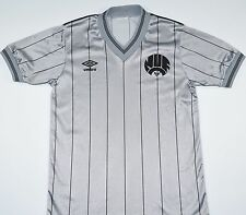 1983-1985 NEWCASTLE UNITED UMBRO AWAY FOOTBALL SHIRT (SIZE S)